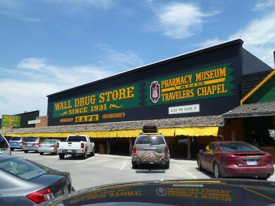 Wall Drug Store Wall South Dakota