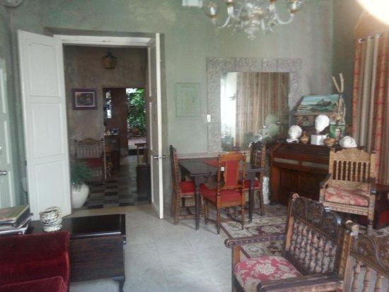 The Gallery Inn : Sitting room
