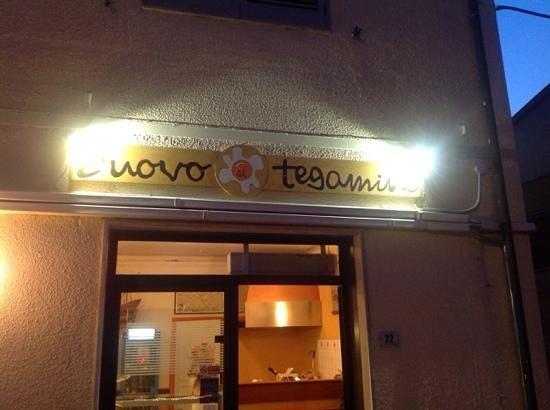Vicopisano, Italie : l'insegna