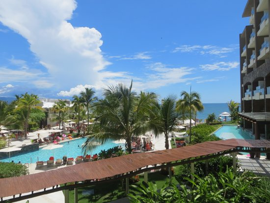 Now Amber Puerto Vallarta: View from Now Amber Room
