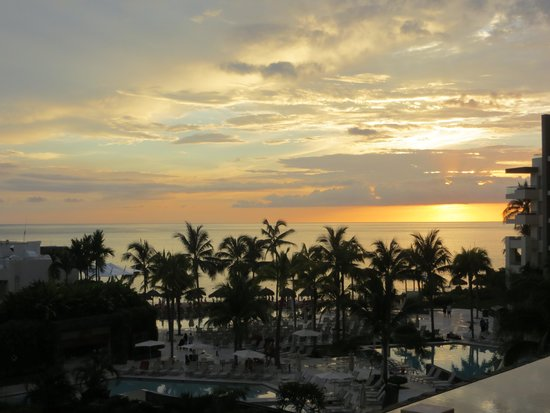 Now Amber Puerto Vallarta: View from Bar