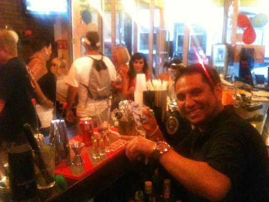 The Wet Cactus Cantina & Grill: Shots