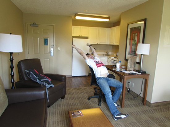 Extended Stay America - Orlando - Convention Ctr - 6443 Westwood : Suite