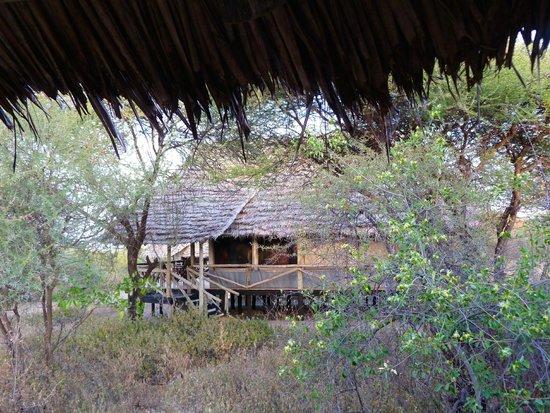 Lake Burunge Tented Camp: Cottage