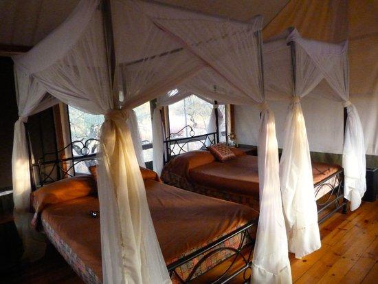 Lake Burunge Tented Camp: Room