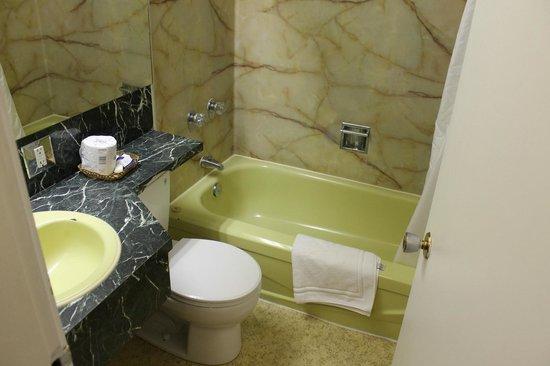 Beach Gardens Resort Hotel: Bathroom