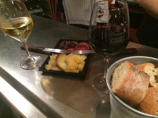 Chez Fifi : Apéro Basque.