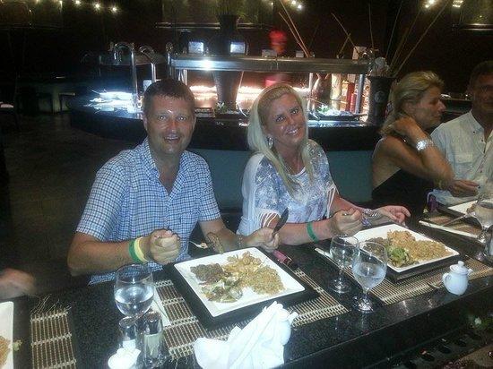 Sirenis Punta Cana Resort Casino & Aquagames : Jade restaurant