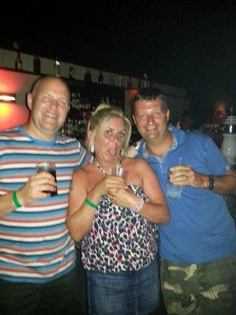 Sirenis Punta Cana Resort Casino & Aquagames : Disco