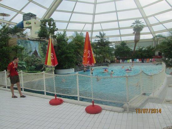 Sunparks De Haan Aan Zee: la piscine