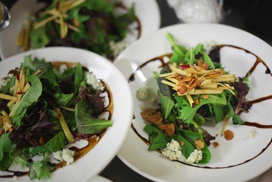 Second Story - Hotel Belamar : Special Event Salads