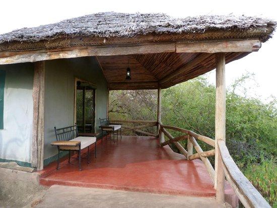 Kirurumu Manyara Lodge: Cottage