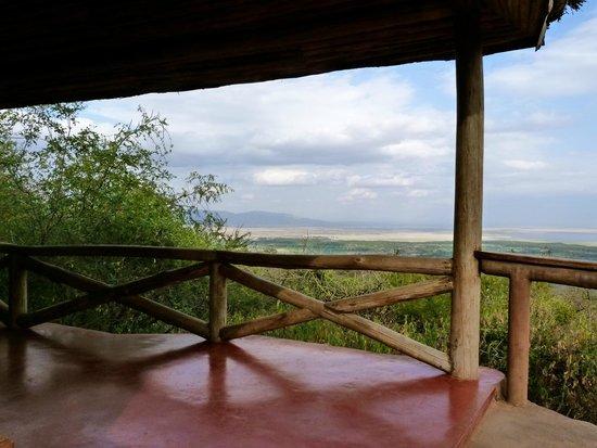 Kirurumu Manyara Lodge: View