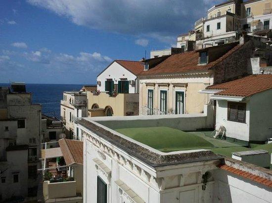 Residenza del Duca Hotel: Vy från balkongen