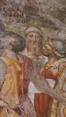 Chiesa di San Maurizio al Monastero Maggiore: 16th Century Fresco
