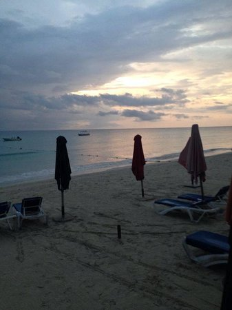 Negril Palms Hotel: Beautiful Sunsets