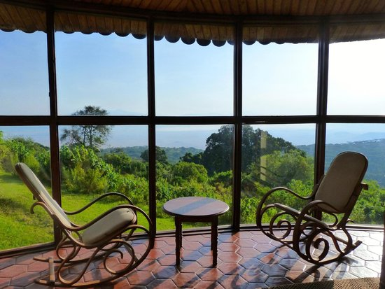 Ngorongoro Sopa Lodge: View