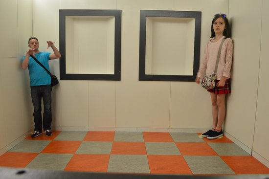 Camera Obscura and World of Illusions: What's your perspetive??
