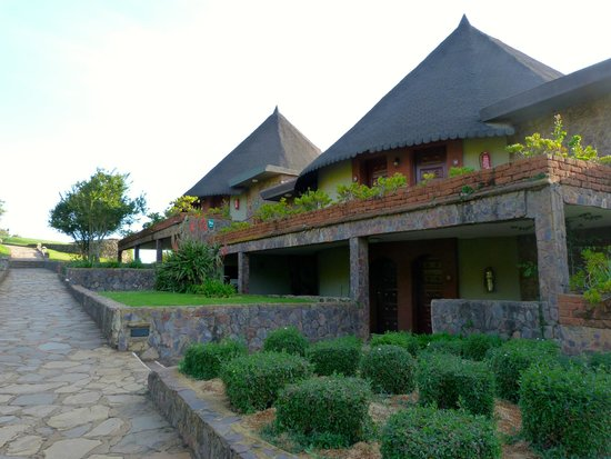 Ngorongoro Sopa Lodge: Grounds