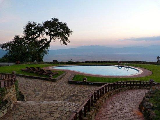Ngorongoro Sopa Lodge : Hotel