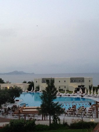 Sentido Port Royal Villas & Spa: View of one of the pools from the terrace