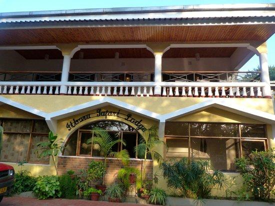 Ilboru Safari Lodge: Hotel