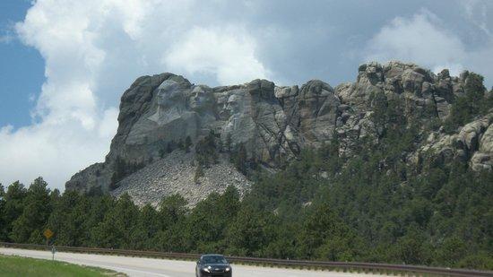 Mount Rushmore National Memorial : Маунт Рашмор