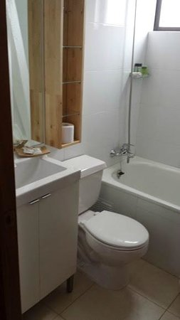 Colorado Apart Hotel : Banheiro