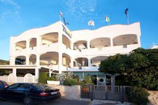 Tricase, Italia: Fronte esterno albergo