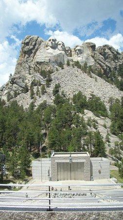 Mount Rushmore National Memorial : Красиво
