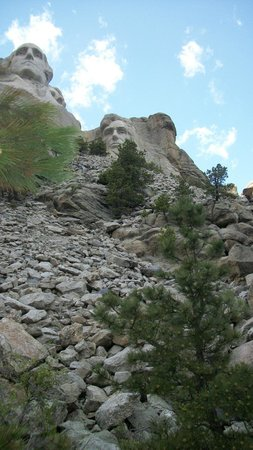 Mount Rushmore National Memorial : Линкольн
