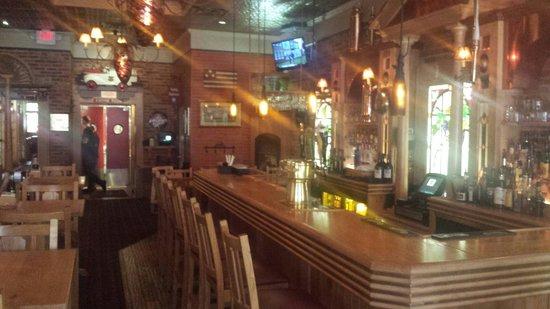 Moosehead Hoof Ladder The Bar Area