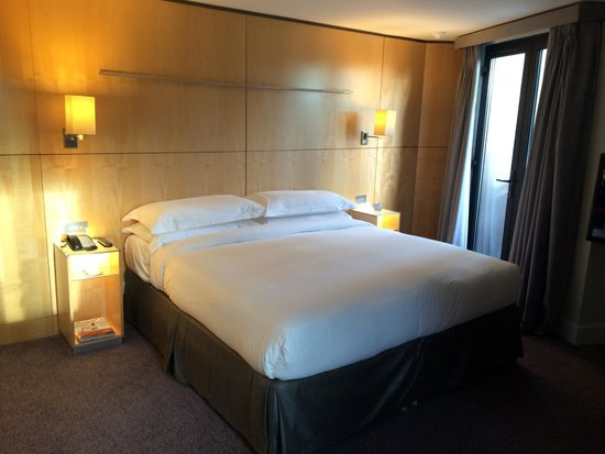 Andaz London Liverpool Street: Most comfortable bed ever