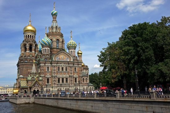 Church of the Savior on Spilled Blood: Exterior, Church of Our Savior on Spilled Blood