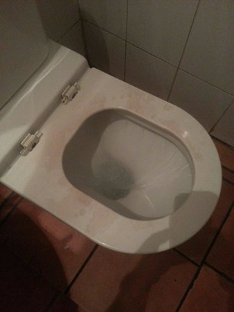 The Union Jack: You can tell a lot about a restaurant by the state of the toilets.