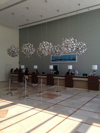 Isrotel Dead Sea Hotel & Spa : Check In
