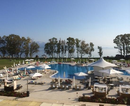 TUI FAMILY LIFE Kerkyra Golf: The view from our balcony.
