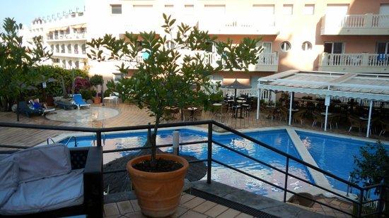 Hotel Alba Seleqtta: Piscine
