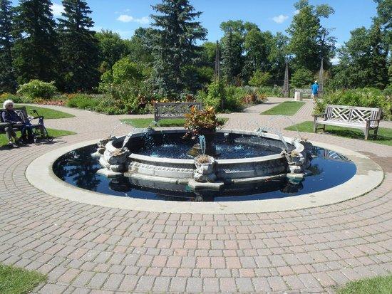 Conservatory Restaurant Assiniboine Park