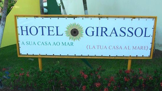 Girassol Hotel: Hotel Girassol