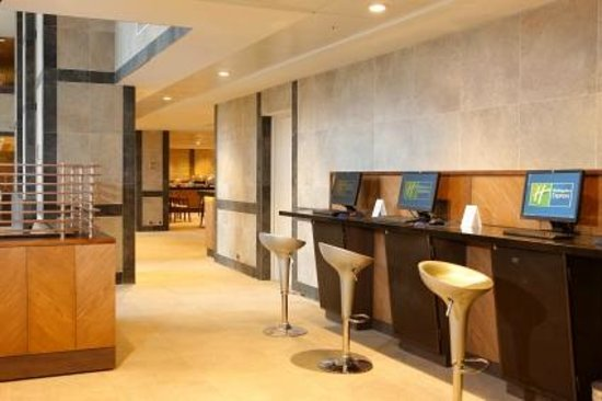 Holiday Inn Express Concepcion: Free 100% WIFI in Business Center