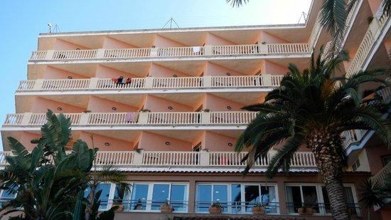 Hotel Alba Seleqtta: Aspect sympa