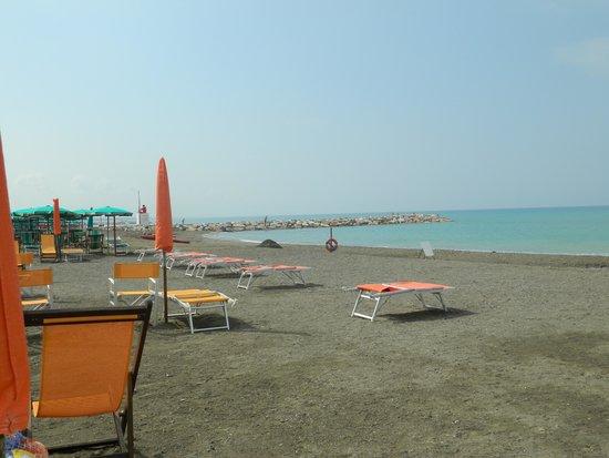 Hotel Tornese: Spiaggia