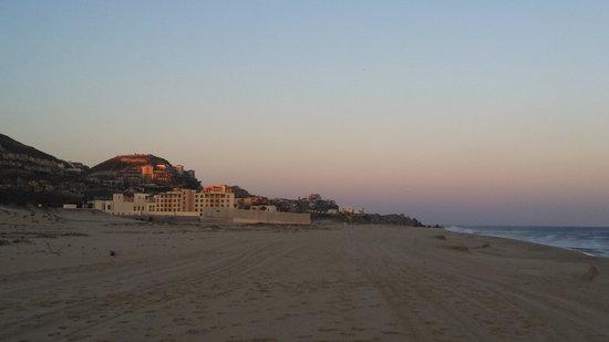 Pueblo Bonito Pacifica Golf & Spa Resort: take a walk down the beach, just don't swim!