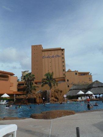 Costa de Oro Beach Hotel : hotel