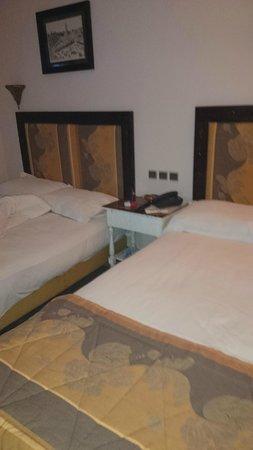 Hotel El Andalous: habitación