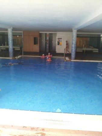 Ohtels Vil.la Romana: pool