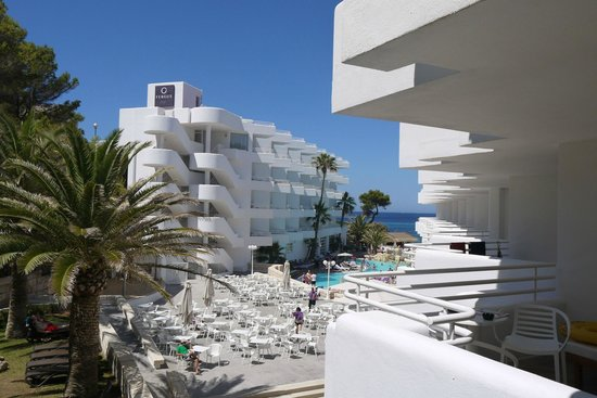 FERGUS Style Cala Blanca Suites: View from room