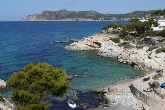 FERGUS Style Cala Blanca Suites: Beach and sea