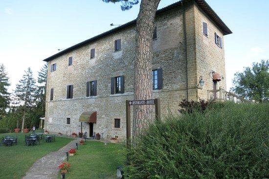 Hotel Villa Montegranelli : Bellissimo